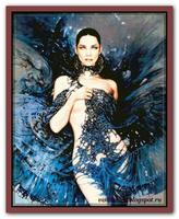 Dark Blue (по картине Karol Bak)