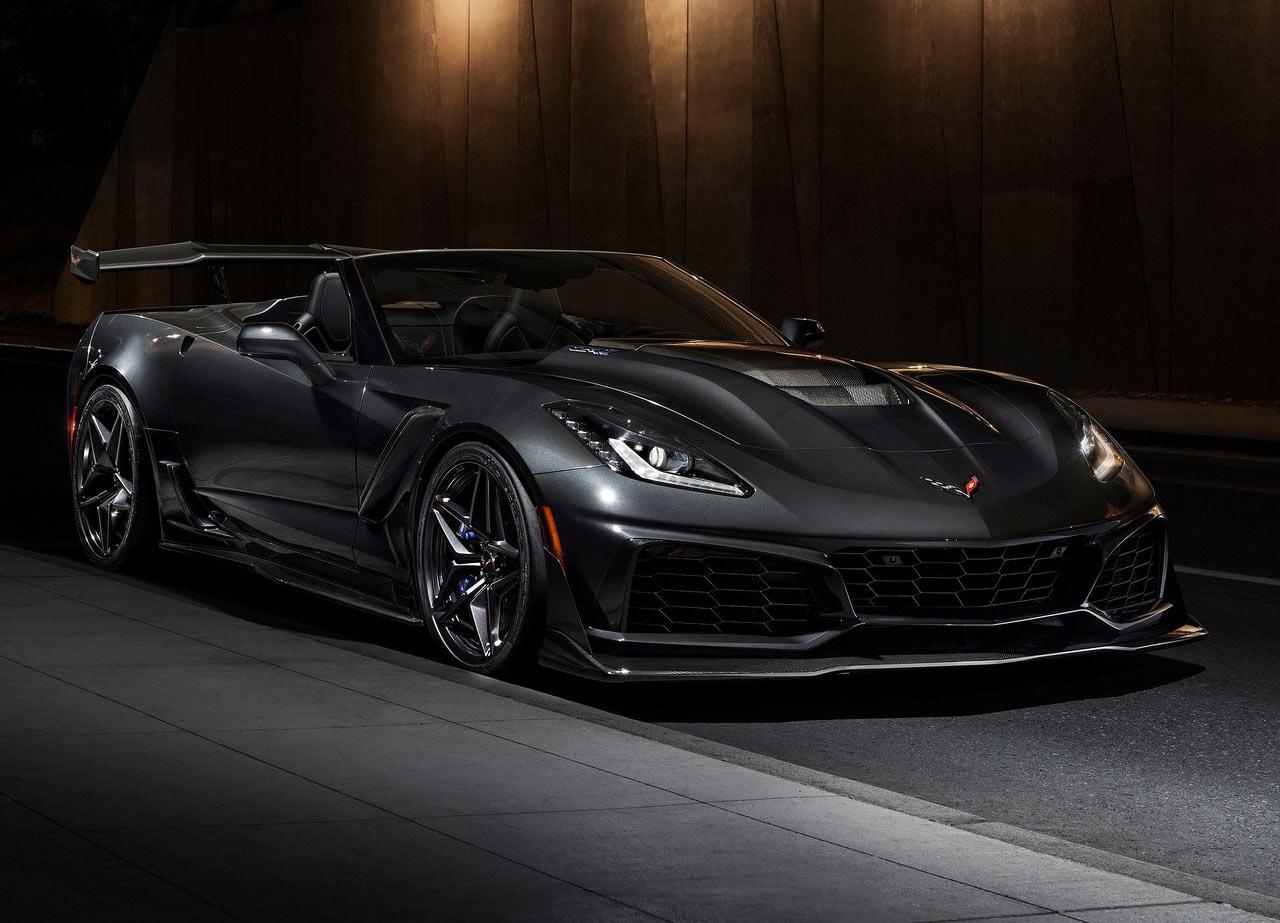 2019 corvette zr1 convertible drops 755 horses in la. Black Bedroom Furniture Sets. Home Design Ideas