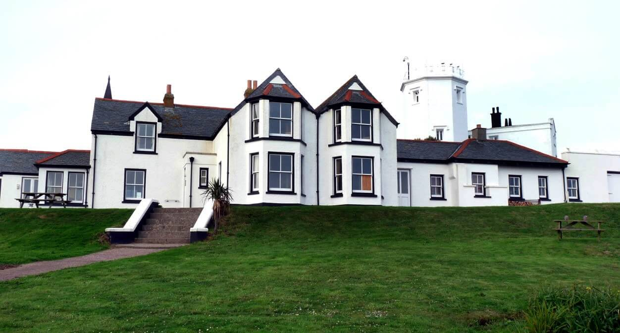 Lizard Point YHA Cornwall İngiltere