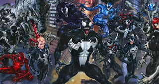 Marvel Reveals First Look At Venomverse, And More Venomized Heroes.