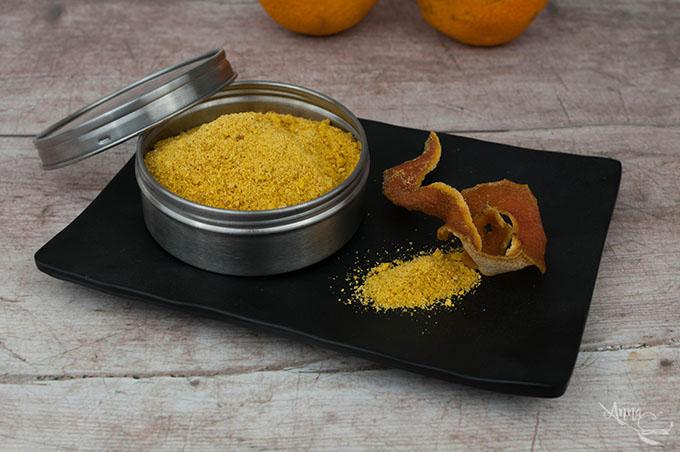 Orangengewürz