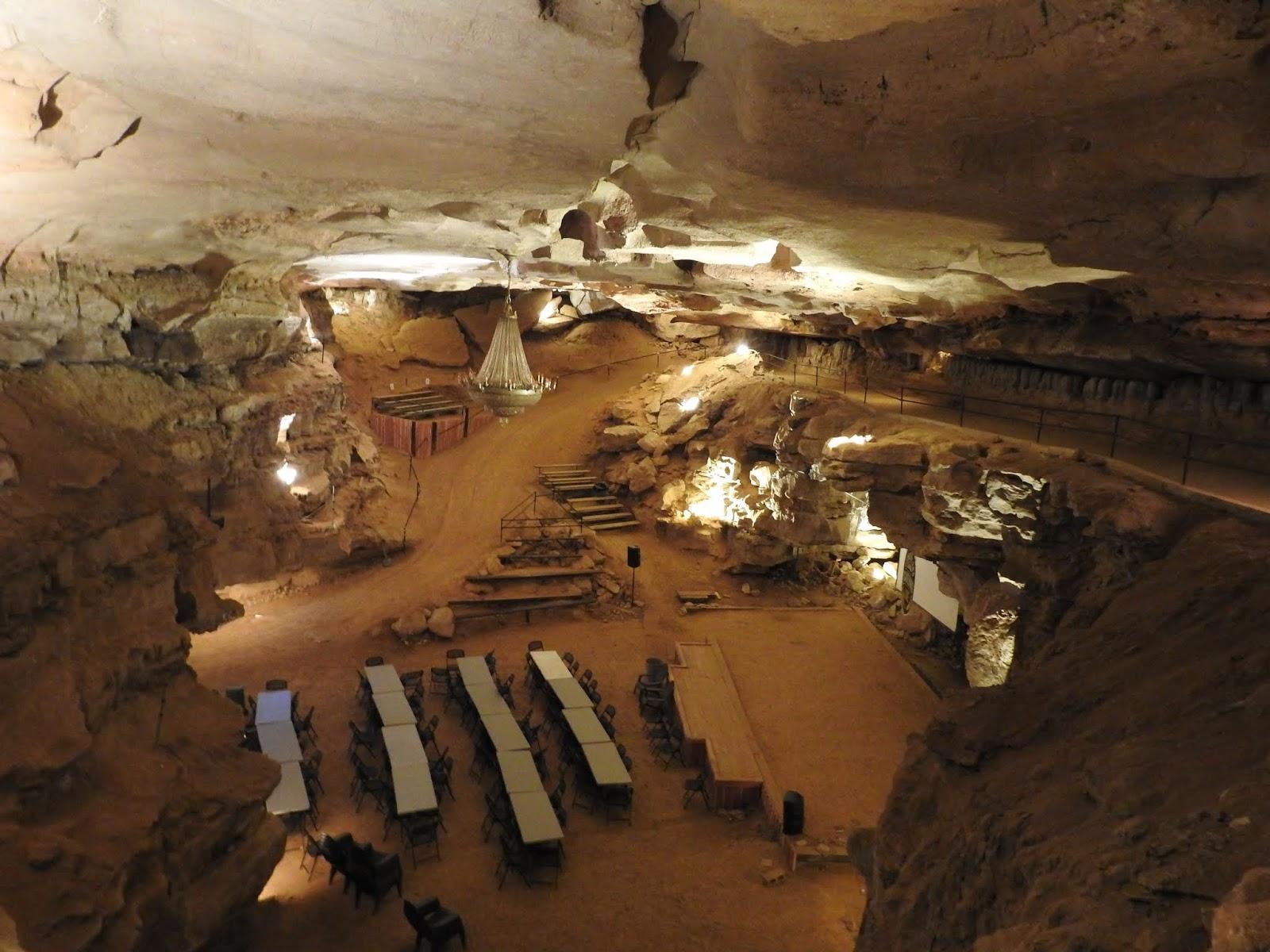Cumberland Cavern