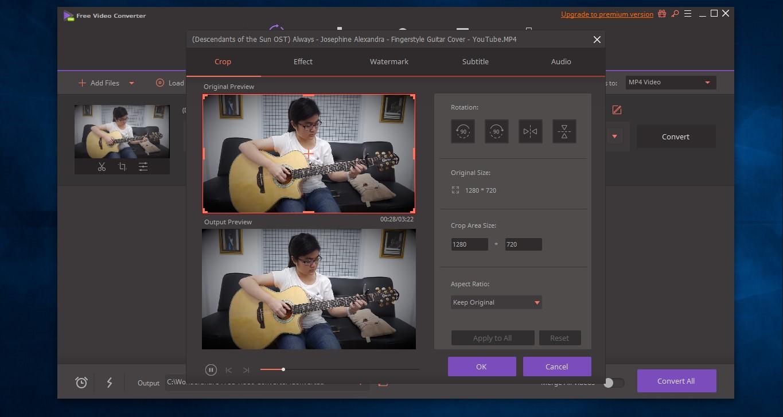 Wondershare Free Video Converter