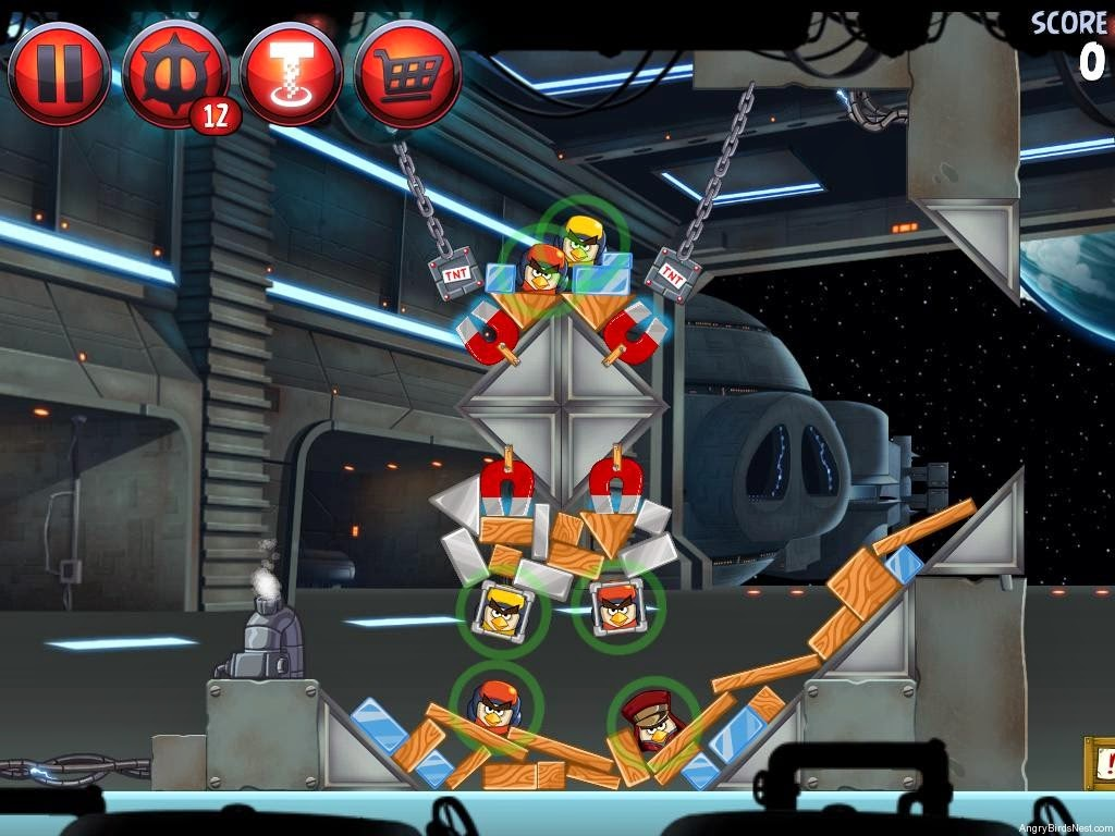 Angry Birds Star Wars 2 v1.0.1 - SERIAL NUMBER [Free]
