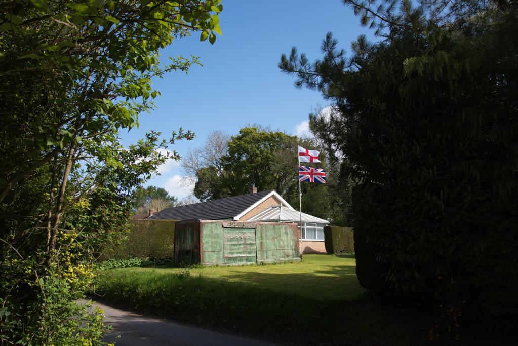 Van top shed