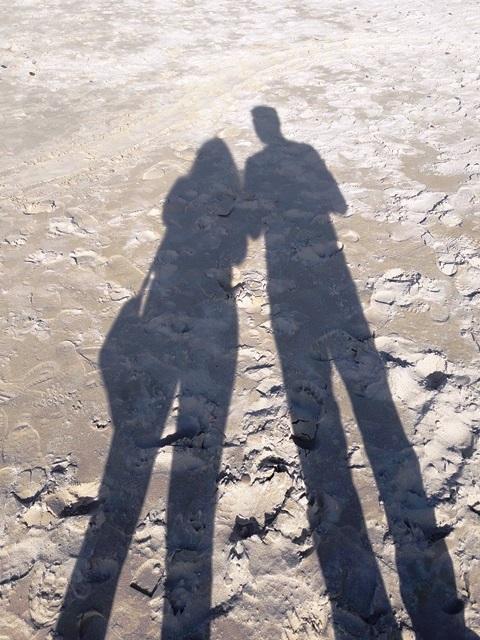 plaża, małżeństwo, Pomorskie, Poddąbie