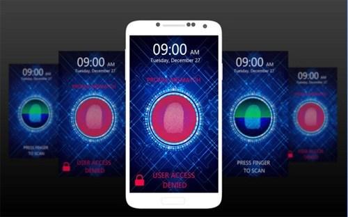 تحميل برنامج قفل الشاشه بالبصمه للاندرويد Fingerprint Lock Screen