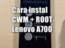 Cara Root Lenovo A7000 Marshmallow Tanpa PC Work