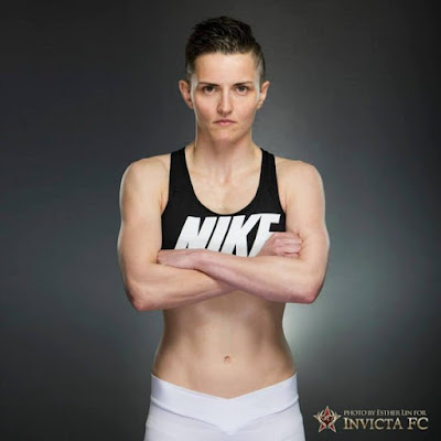 catherine costigan MMA alphafemale invicta BAMMA