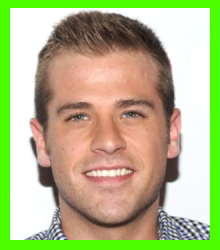 "Actor Scott Evans, 29, played Oliver Fish on the soap ""One Life To Live"""