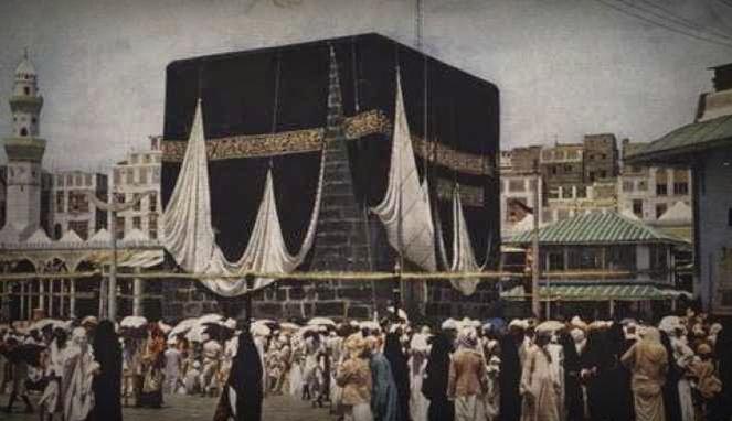Benarkah Gelar Haji Warisan Belanda