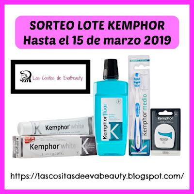 https://lascositasdeevabeauty.blogspot.com/2019/02/sorteo-lote-kemphor.html