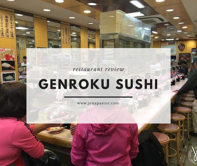 Genroku Sushi Sennichimae branch