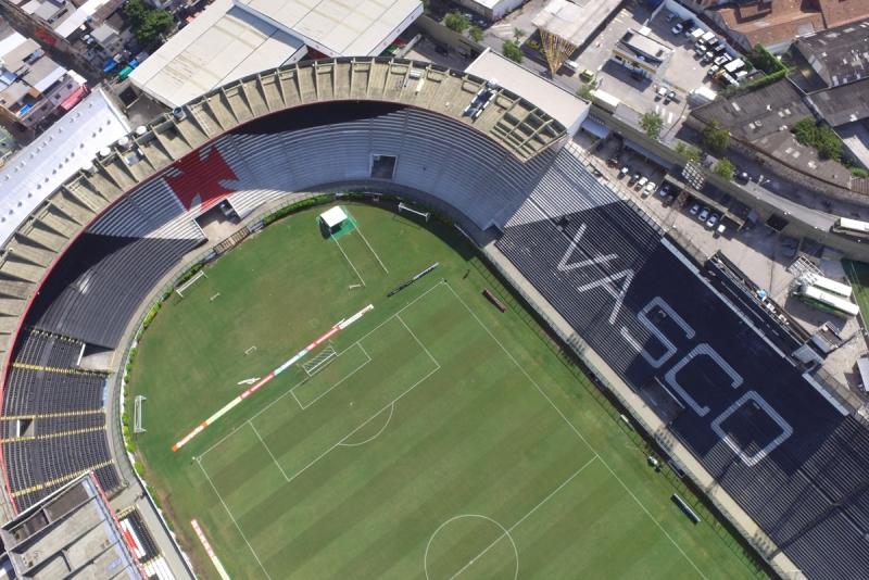 MONUMENTO  O nascimento de um Gigante!  SãoJanuário90Anos Estádio do ... 7f1db55709158