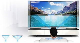 Harga TV LED SAMSUNG UA32J6300 Curved Smart 32 Inch
