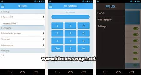 Protege tus chats y mensajes con Chat Lock para Kik