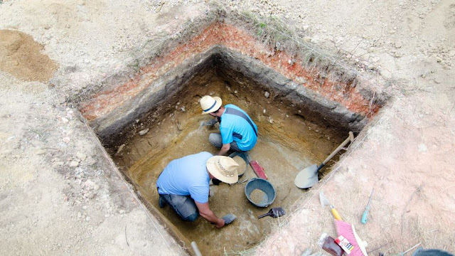 Excavations at the O Porriño site questions prehistory in Spanish Galicia