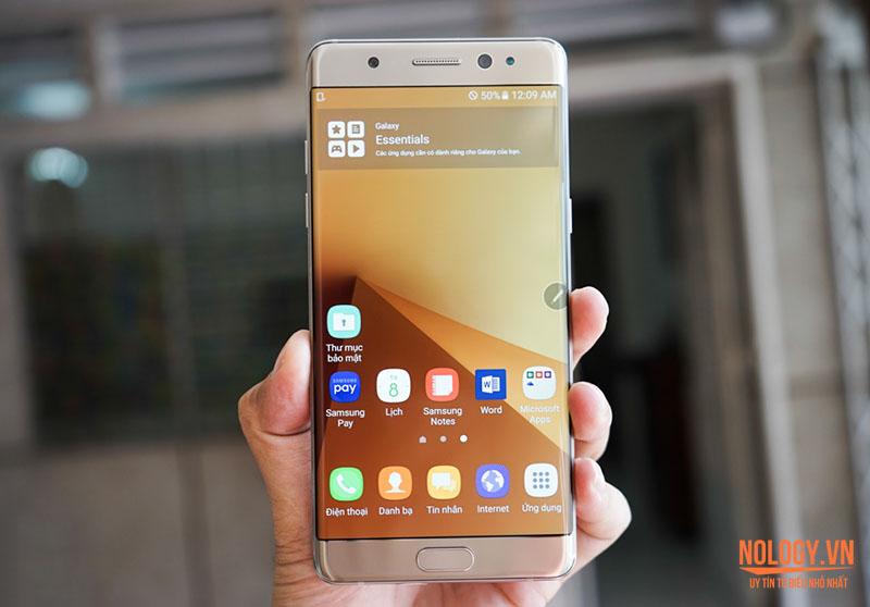 Samsung Galaxy Note 7 hàn xách tay giá rẻ