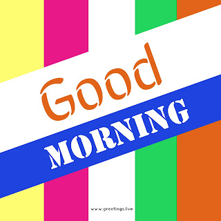Exclusive Good morning Greetings live images