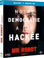 Mr Robot Saison 1 en Blu-Ray