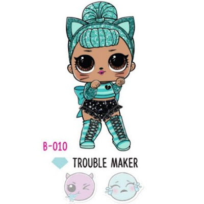 Trouble Maker Bling Series