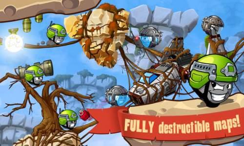 Warlings: Armageddon app APKWing