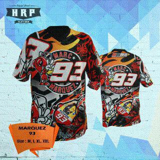 Jersey Marc Marquez 93 motoGP HRP