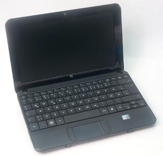 Jual Netbook Compaq Mini 110 Bekas