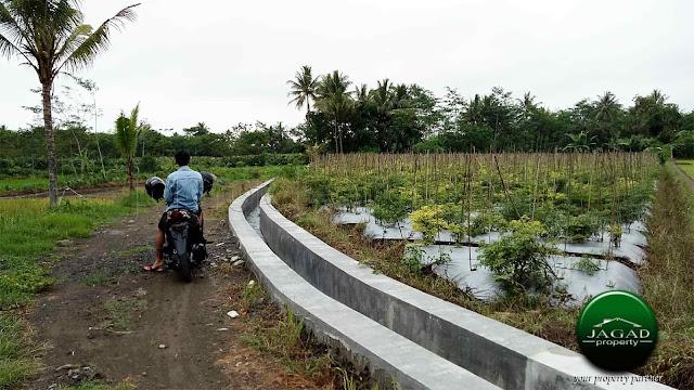 Tanah Murah jalan palagan Km 15