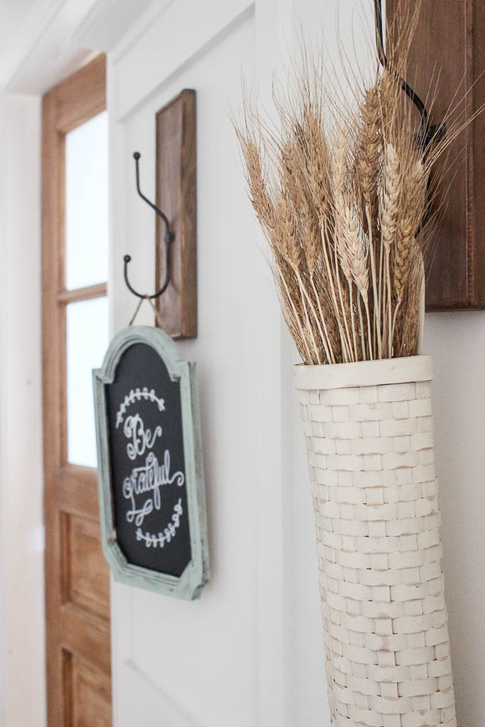 fall wheat decor ideas