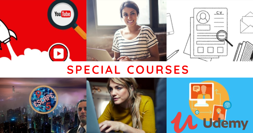 Special Courses Offer from Udemy
