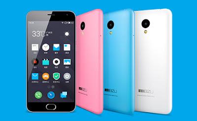 Meizu M2, 16 Handphone 4G Harga 1 Jutaan