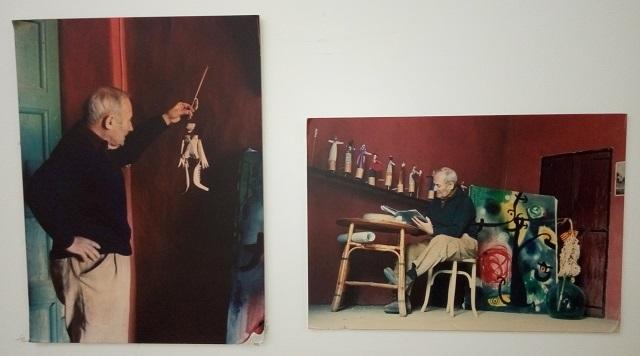 El mestre Miró
