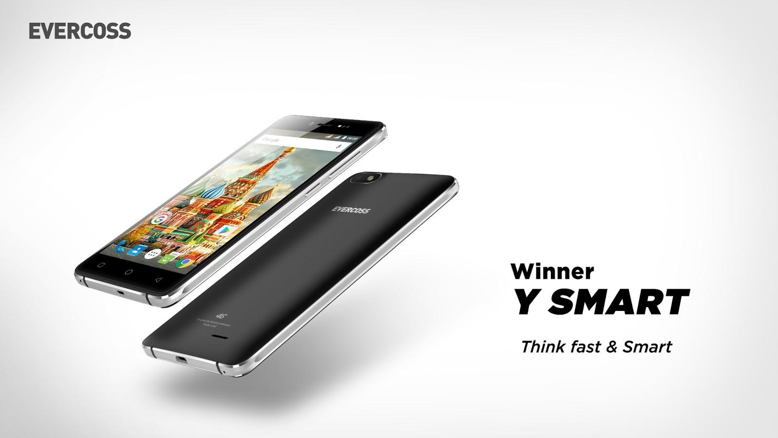 Download Firmware Evercoss Winner Y Smart U50