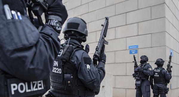 Επίθεση στη συναγωγή στη Γερμανία: Πάει καιρός που είχε να εμφανιστεί ξανα κανένας «κακός φασίστας»!