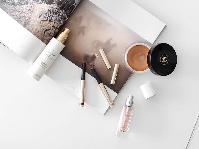 oblíbená kosmetika recenze blog