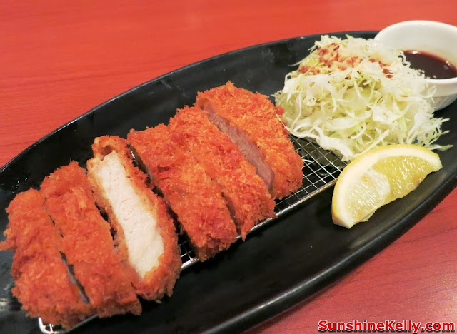 WATAMI Japanese Casual Restautant New Menu Review, WATAMI, Japanese Casual Restautant, japanese food, food, Roast Katsu