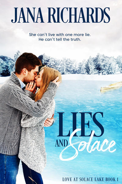 Lies and Solace cover