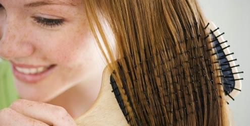 modelo de escova para cabelo liso - foto