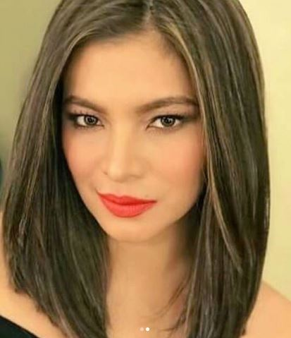 Throwback Photos Of Angel Locsin In Click Went Viral Online
