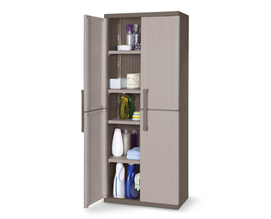 WORKZONE Tall Cabinet - Aldi | Opinions Products