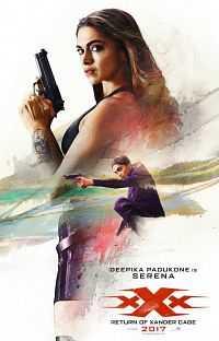 XXX: Return of Xander Cage (2017) Hindi English Movie HDRip