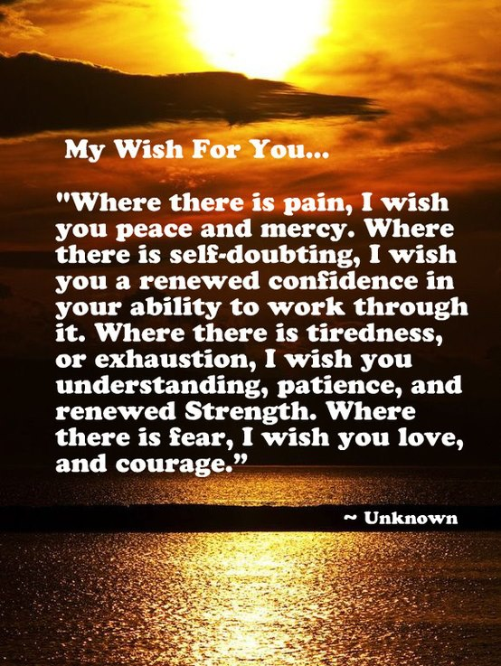 Positive Amazing Quotes My Wish For You