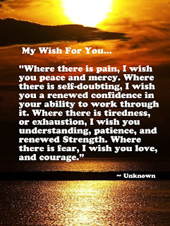 Positive & Amazing Quotes: My Wish For You...