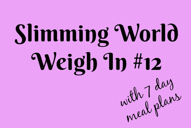 Slimming-world-weigh-in-number-12-with-7-day-meal-plans-text-on-pink-background