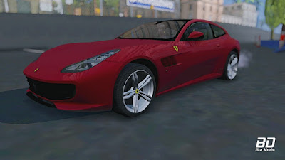 Download mod carro Ferrari GTC4 Lusso para GTA San Andreas , GTA SA PC