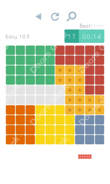 Cheats, Walkthrough for Blocks and Shapes Level 103