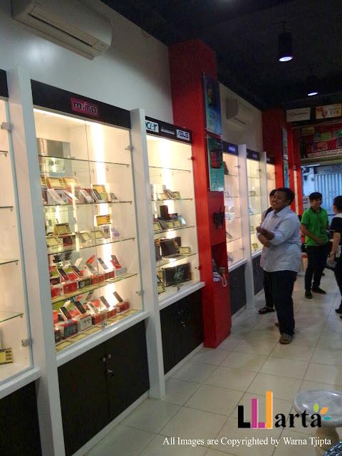 Pasadena Cellular Bandar Lampung