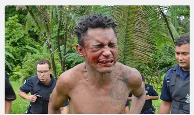 Resultado de imagem para Presidiário solto para o Natal é preso após violentar uma adolescente de 13 anos