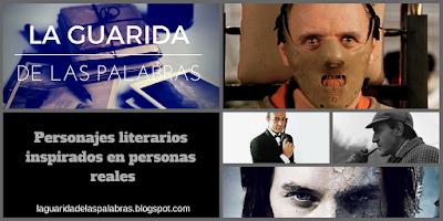 Personajes literarios inspirados en personas reales